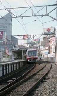 遠州鉄道 西鹿島線 新浜松 1000形 昭和60 1985