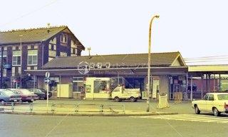 東海道本線 稲沢駅 旧駅舎 昭和55 1980