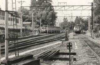 飯田線 天竜峡駅 昭和53 1978