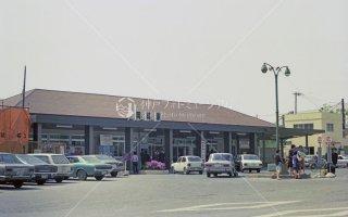 岡多線 岡崎駅 旧駅舎 昭和51 1976