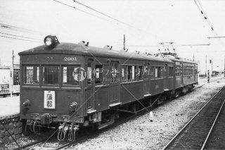 名鉄 蒲郡 昭和45 1970