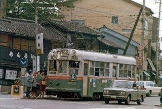 京都市電 祇園