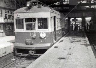 京福 四条大宮駅 昭和36年 1961年