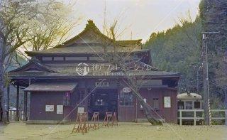 京福電気鉄道 鞍馬駅 昭和55 1980