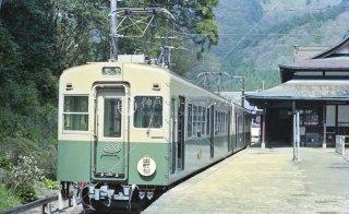 京福電気鉄道 鞍馬駅 出町柳 デオ600形 昭和55 1980