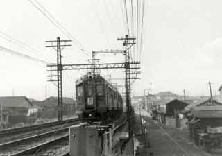 阪神 急行 昭和30年代