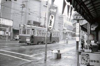 大阪市電 京阪東口