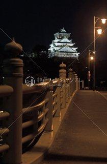 大阪城 新鴫野橋