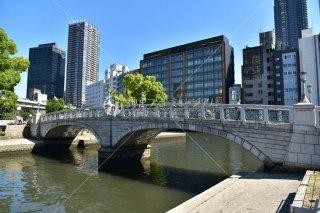 中之島公園 ばらぞの橋