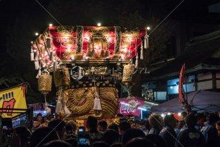 海神社秋祭 西垂水布団太鼓宮入 海神社 平成30年