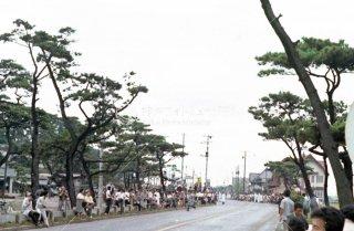 オリンピック聖火舞子 昭和39.9.25 1964