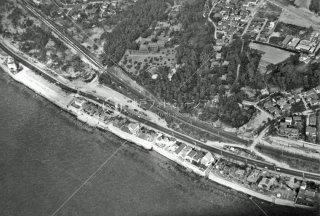 舞子駅周辺上空 昭和37,1962