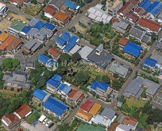 垂水区歌敷山鳥瞰 平成元年 1989