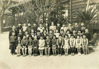 須磨浦小学校 昭和30.3.16 1955