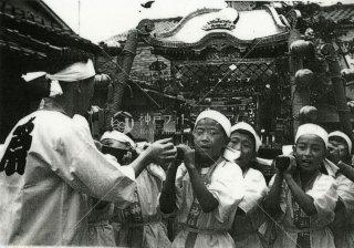 祇園神社 こども神輿