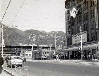 そごう前 昭和40.10 1965