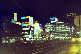 センター街 交通センタービル望む 三宮そごう前 昭和40年代
