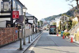 ベンの家 シティーループバス 神戸北野