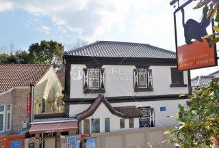 ベンの家 神戸北野美術館より望む 神戸北野