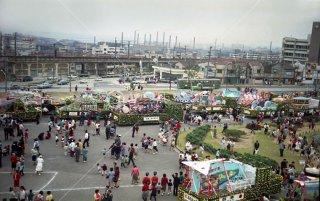 みなとの祭り 王子公園前