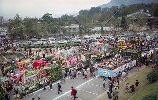 みなとの祭り 王子公園