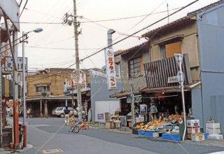 六甲道駅前 昭和61年頃