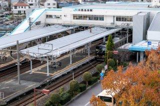 JR川西池田駅