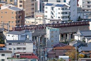 阪急宝塚線 小花
