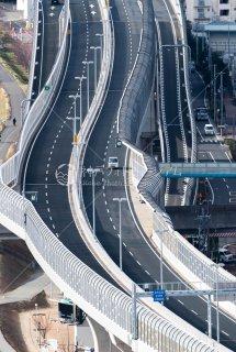 阪神高速11号池田線 小花出口