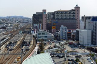 明石駅前再開発 南ロータリー 平成27年 2015.3