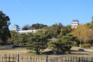 明石城 巽櫓 坤櫓 庭園