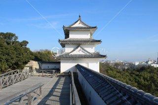 明石城 巽櫓