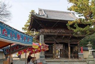 鶴林寺 仁王門