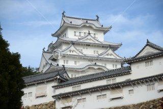 姫路城 大天守 平成26年11月