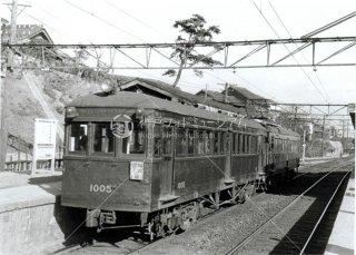 山陽・須磨駅 昭和35年