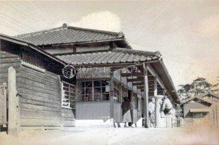 国鉄・垂水駅南口 tarumi minamiguchi