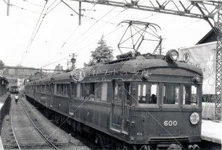 阪急600 宝塚 昭和31.5 1956