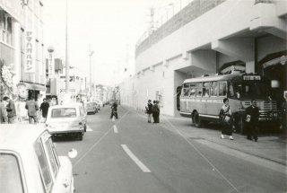 垂水駅 バス停 霞ヶ丘行きバス