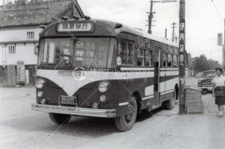 伊丹市営バス 阪急伊丹駅前 1950年代