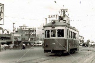 岡山軌道 昭和39 1964