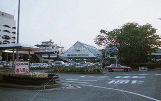 山陽本線 下関駅 平成5年 1993
