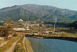 津和野 山口線 ディーゼルカー 昭和57年 1982