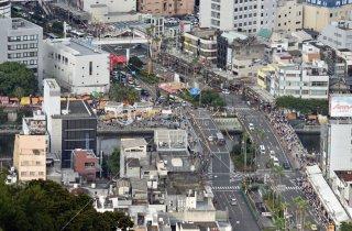 新町橋通 徳島 平成29年