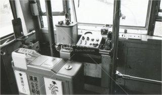 伊予鉄道 運転台 道後温泉駅 昭和54年 1979