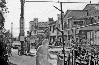 西鉄 網屋立筋 福岡市内線1975年11月