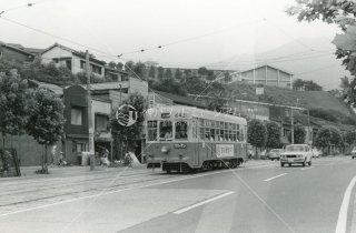 戸畑行き 642 昭和52 1977