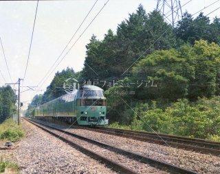 鹿児島本線 天拝山〜原田 キハ71系特急ゆふいんの森 平成2 1990