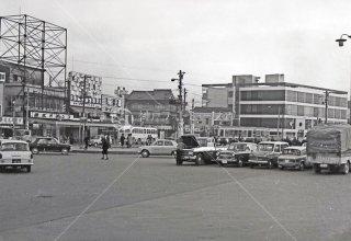 熊本駅前 昭和39 1964