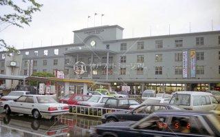 鹿児島本線 熊本駅 平成5 1993