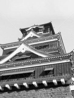 熊本城 昭和39 1964